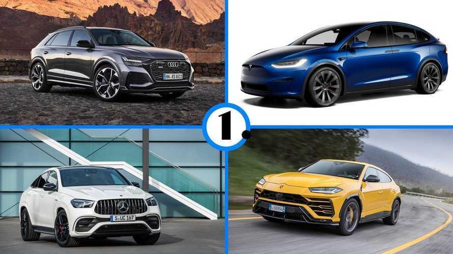 Voici les 10 SUV les plus puissants du monde