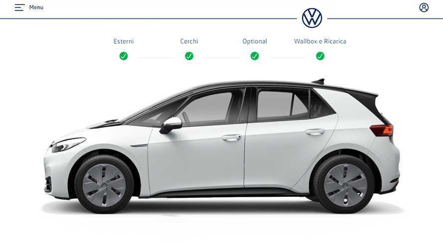 Volkswagen ID.3 City, l'entry level elettrica da 350 km e 34.800 euro