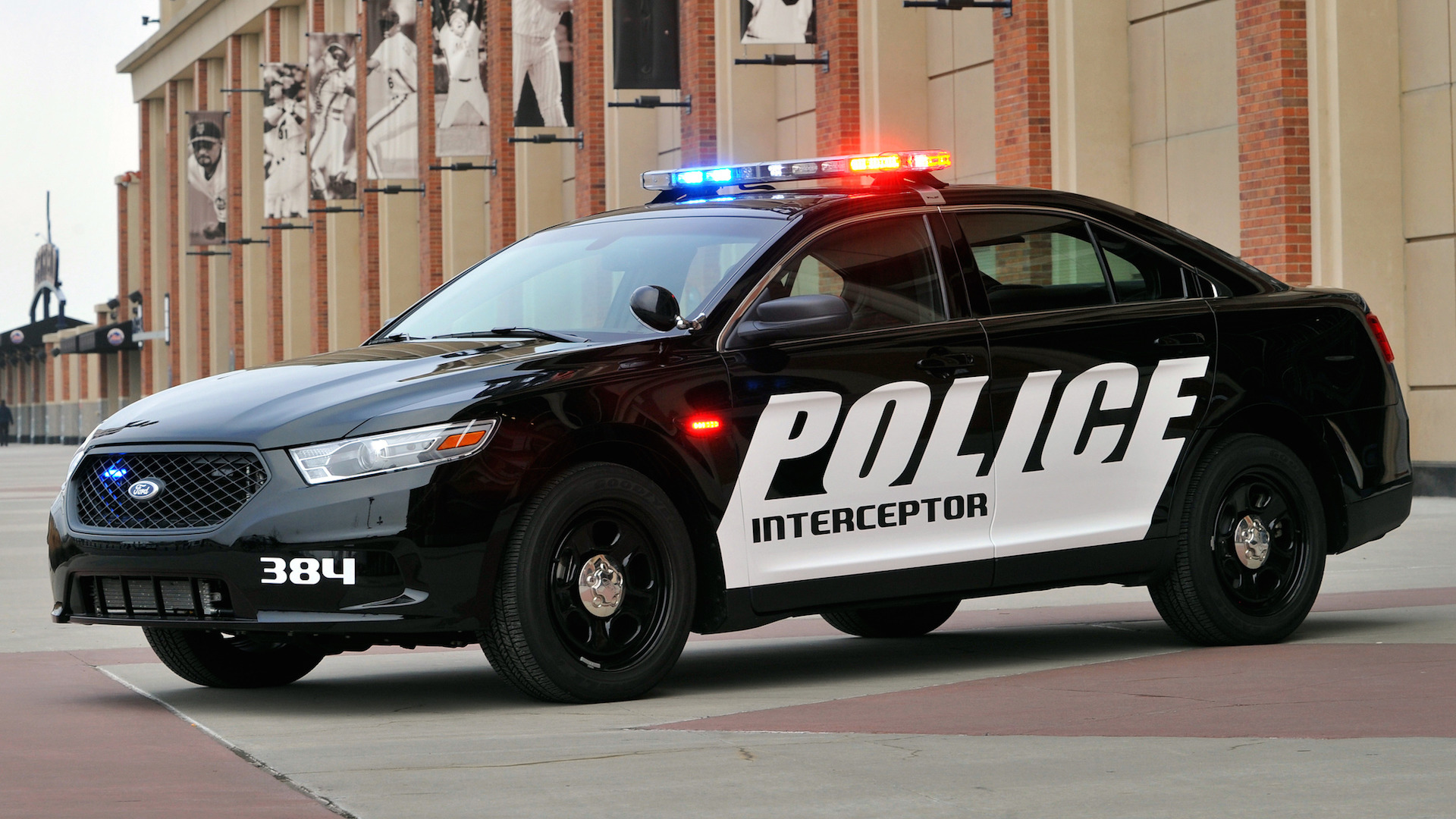 Fastest Police Cars Track Tested By State Troopers
