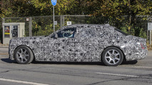 2018 Rolls-Royce Phantom spy photo