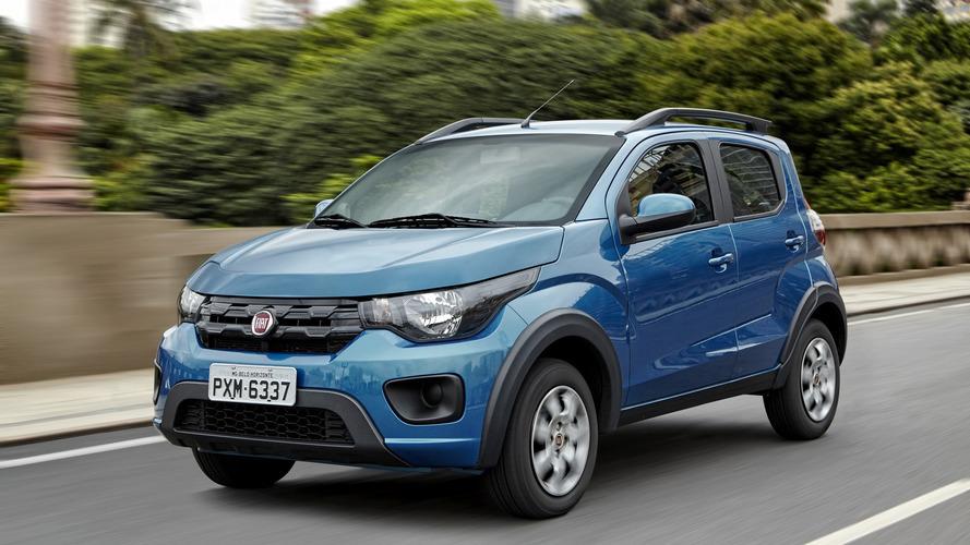 Fiat anuncia recall de Palio, Uno, Siena, Weekend, Strada e Mobi