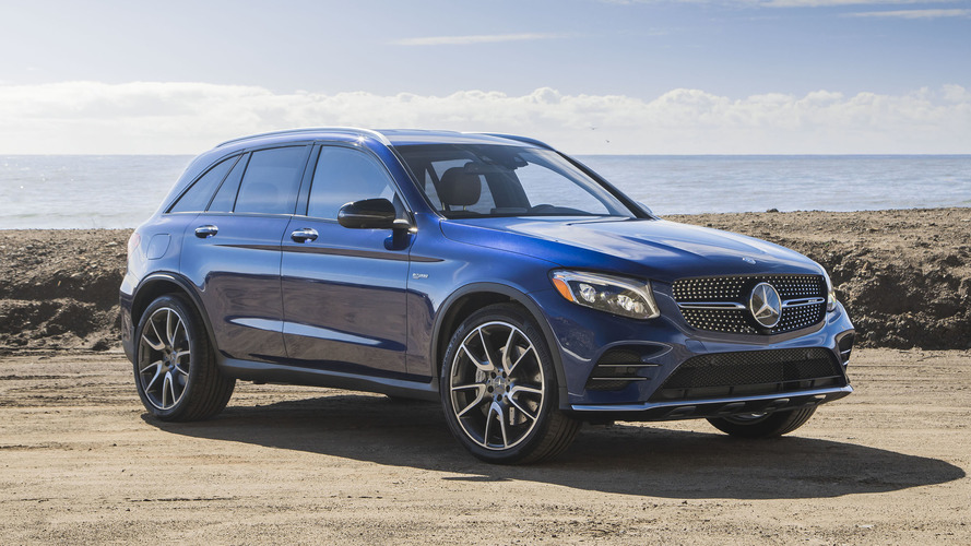 Mercedes-AMG GLC 43 Could Be Dead, GLC 63 Price Climbs To $73,750