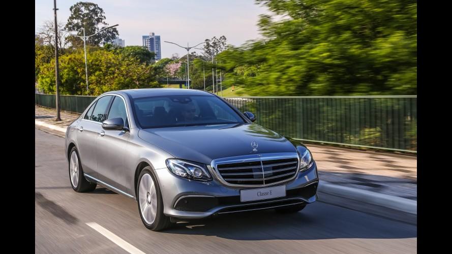 Volta rápida: Novo Mercedes-Benz Classe E adianta o futuro autônomo