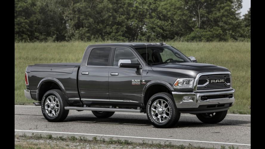 Picaponas: RAM vende mais que Silverado pela segunda vez em 17 anos