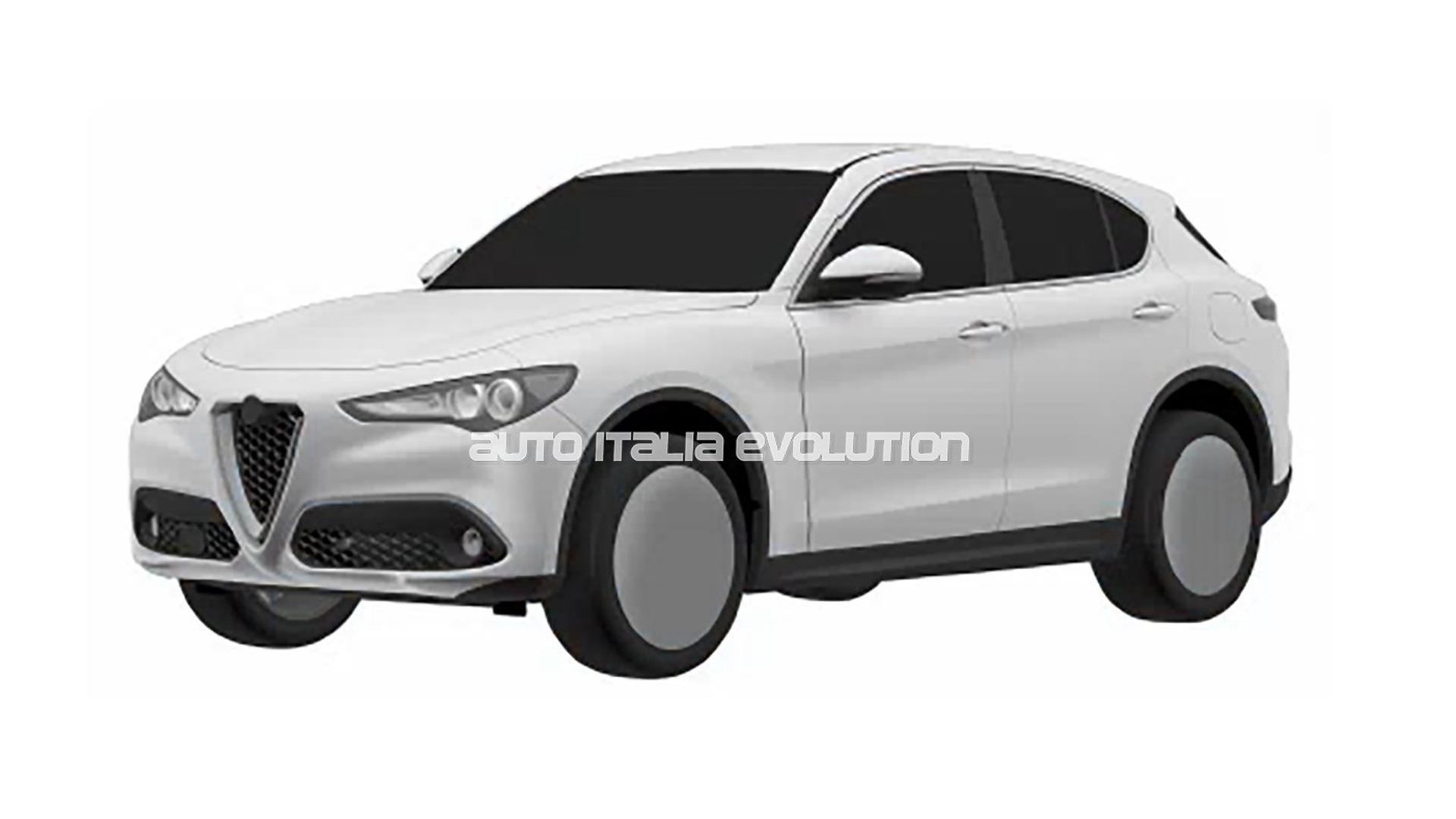 Alfa Romeo Stelvio Returns In Non Quadrifoglio Flavor
