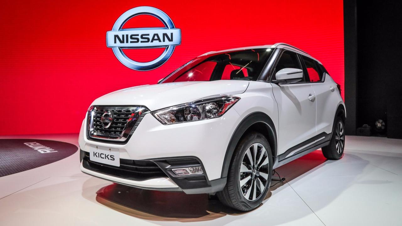 Nissan Kicks SV Limited