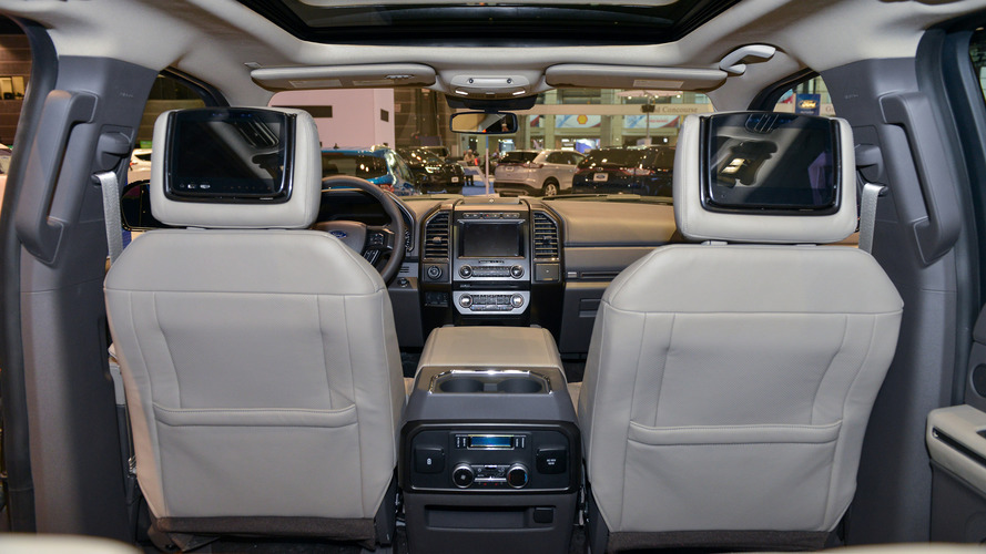 2018 Ford Expedition Chicago 2017