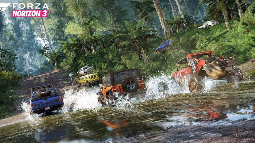 Forza Horizon 3 (PC, Xbox One)