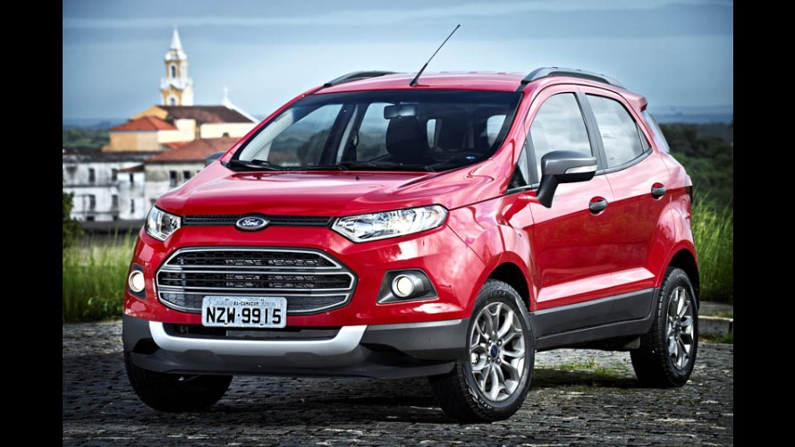 Ford anuncia recall para EcoSport, Fusion e New Fiesta no Brasil