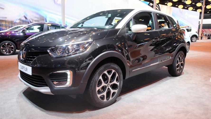 Vendas diretas – Renault já emplaca Captur para test-drive em janeiro