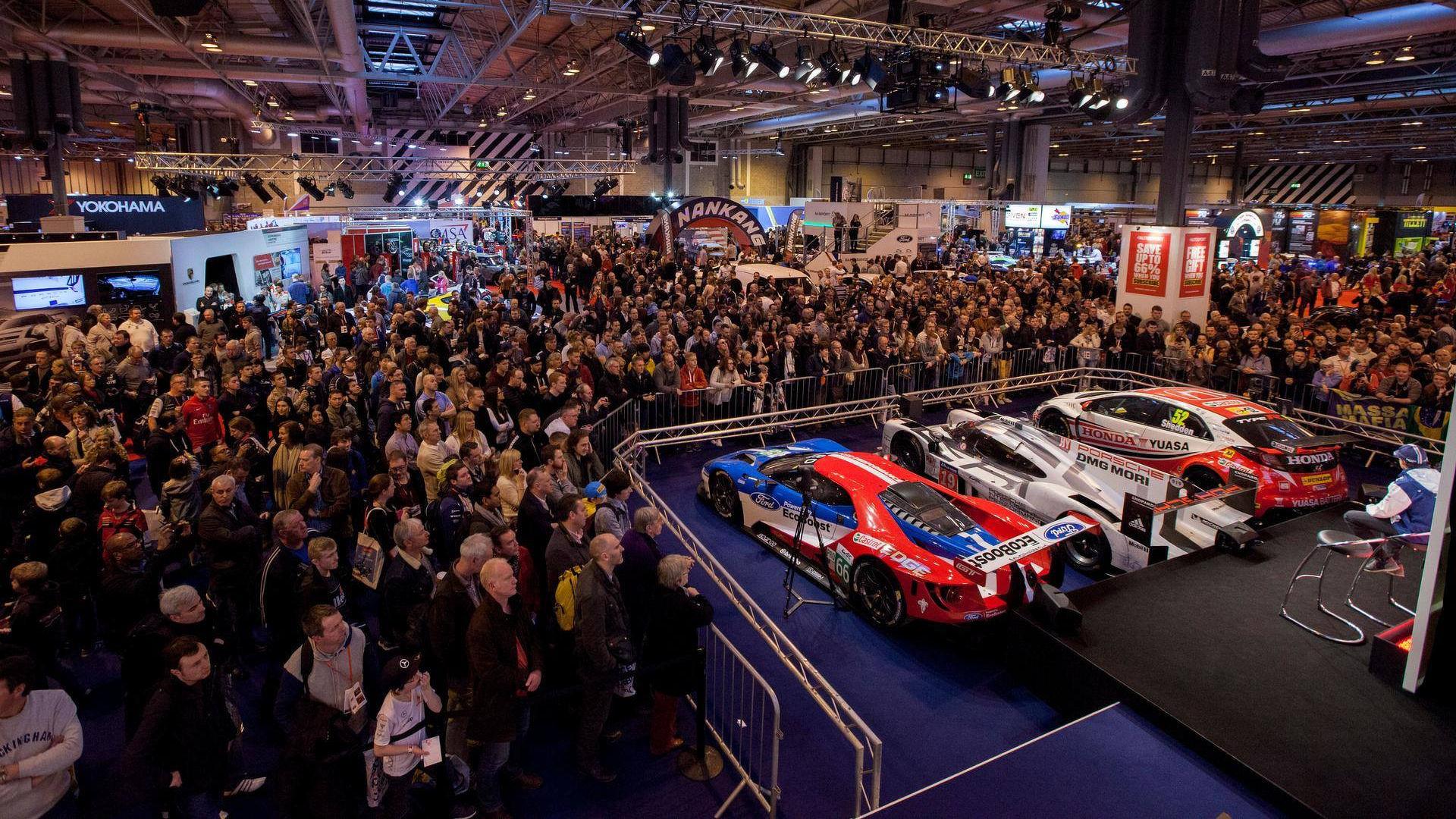 Live Autosport International 2017 Sunday