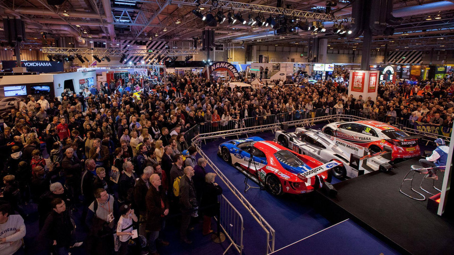 Shmee returning to Autosport International