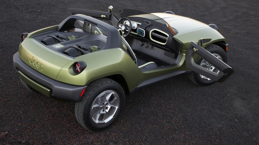2008 Jeep Renegade concept