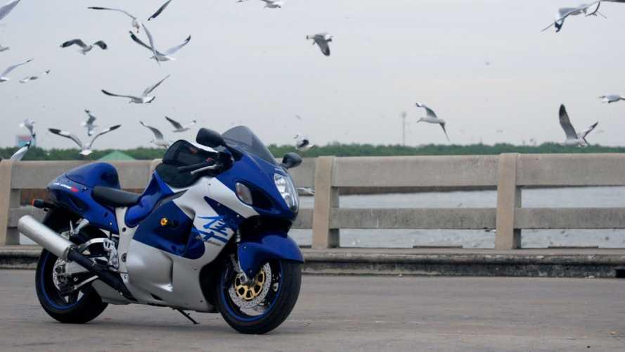 Suzuki Hayabusa, fine di un'era?