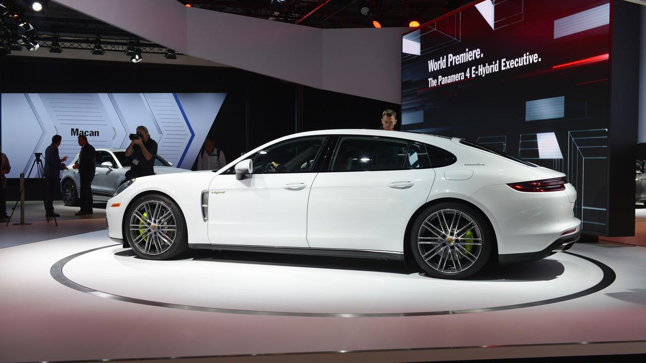 2017 Porsche Panamera 4 E Hybrid Executive La 2016