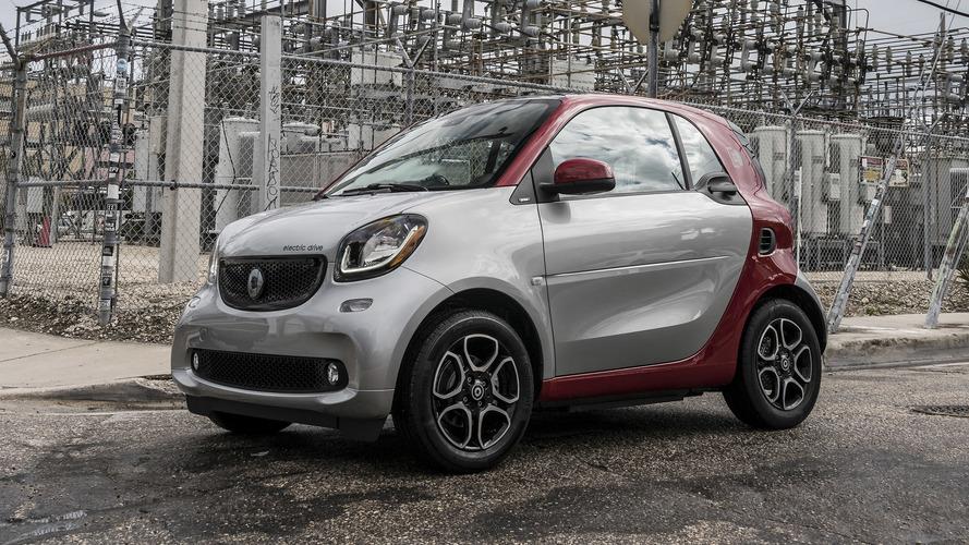 Daimler deverá decidir neste ano sobre futuro da Smart