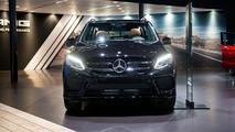 2017 Mercedes-AMG GLE 43: LA 2016