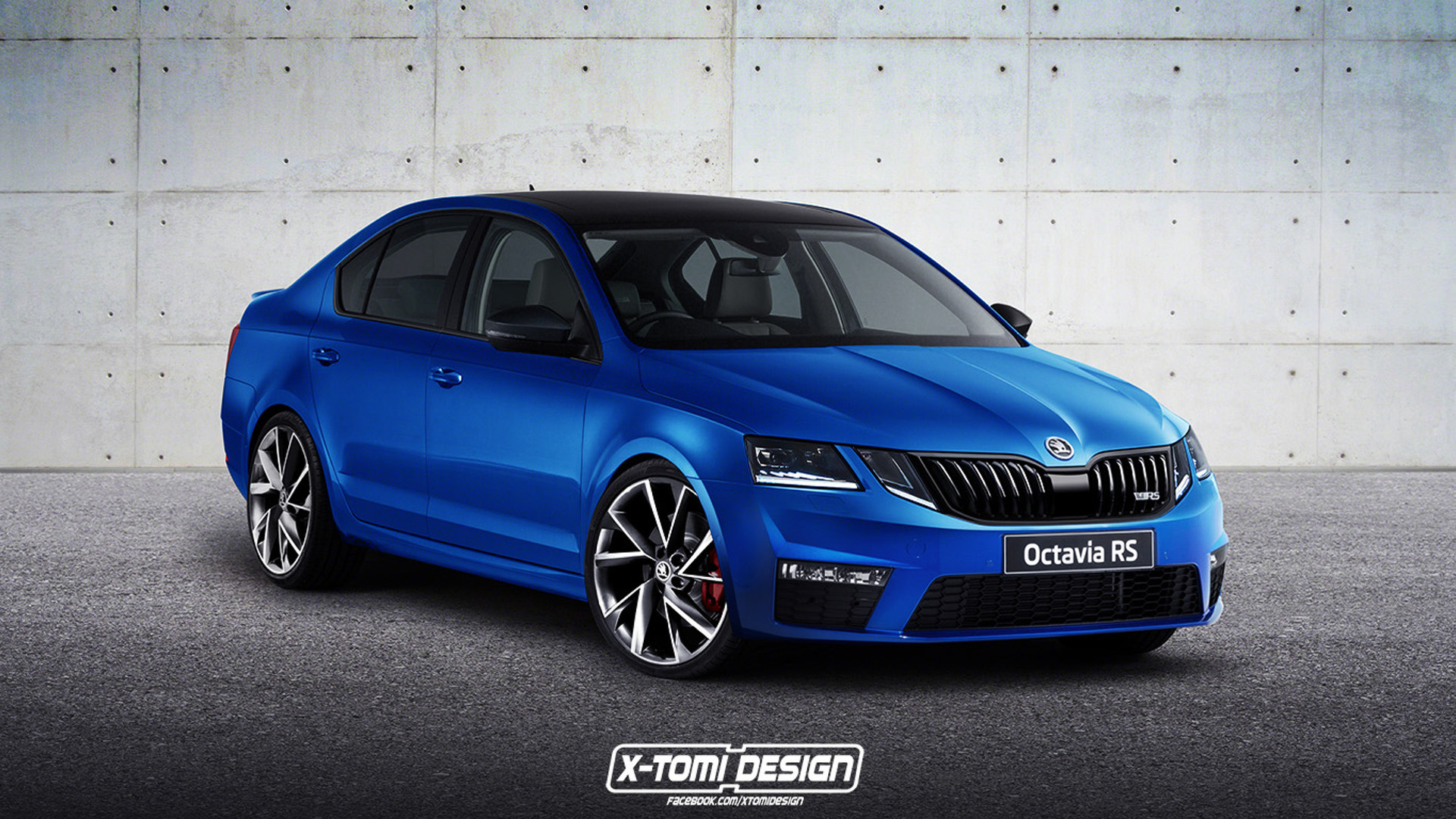 Does The New Skoda Octavia Facelift Look Better In Sporty Rs Trim