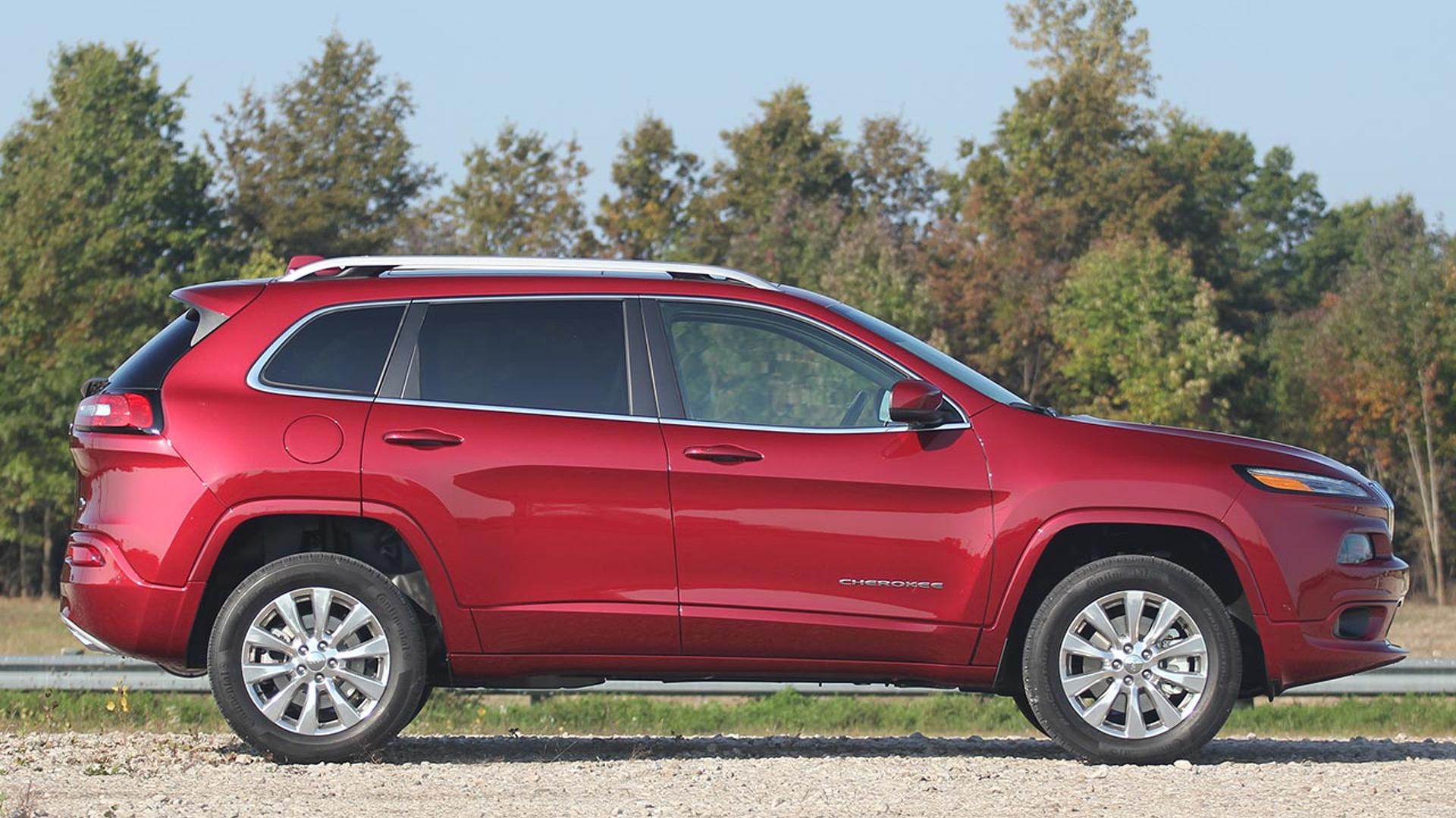 Jeep Cherokee Overland >> 2017 Jeep Cherokee Overland Review Eveningwear For Willys