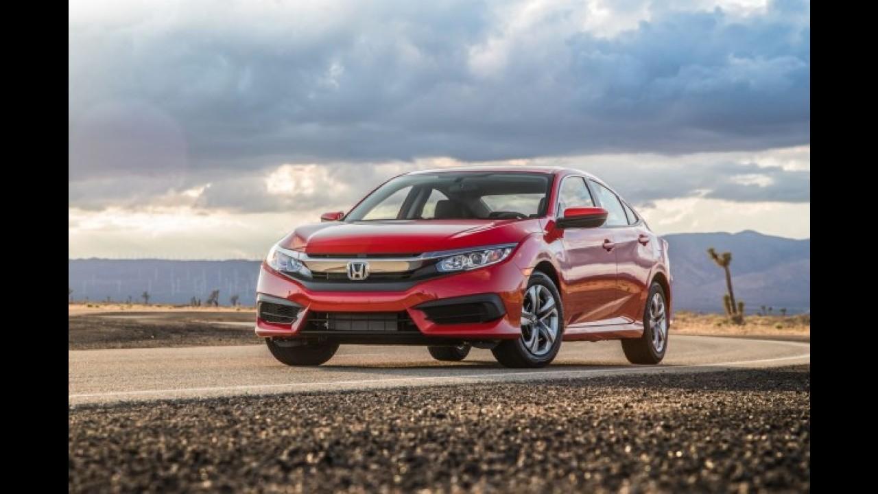 Novo Honda Civic 2.0: o que disse a imprensa norte-americana