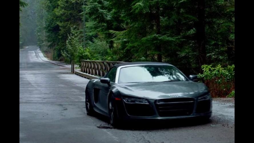 """Audi faz sátira de """"50 Tons de Cinza"""" e ainda marca presença no filme - vídeo"""