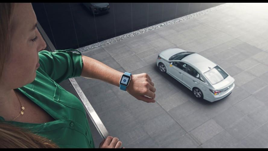 Hyundai lança aplicativo que controla várias funções do carro pelo Apple Watch