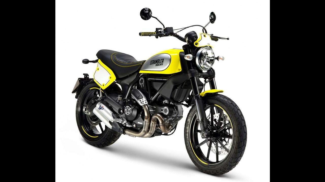 Ducati Scrambler Sixty2 traz motor de 400 cc para baixar preço em 15%