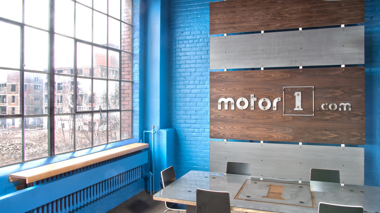 Motor1 Office Tour