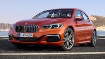 2019 BMW 1 Series Tasarım Yorumu