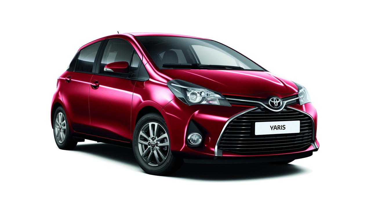 Toyota Yaris Technoline