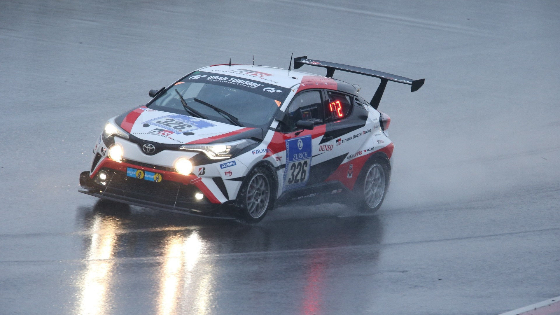 Toyota Race Cars >> Exclusive Interview With Toyota C Hr Racing Team
