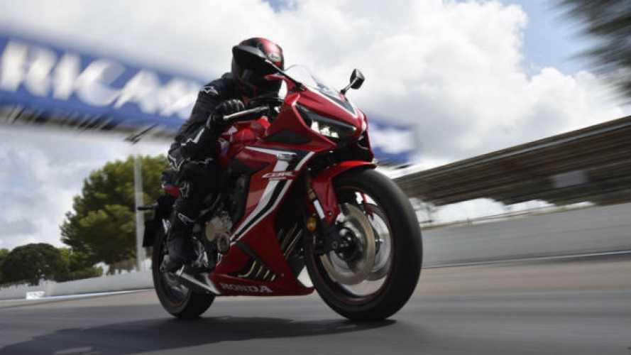 Honda CBR650R, tra la pista e la strada [VIDEO]