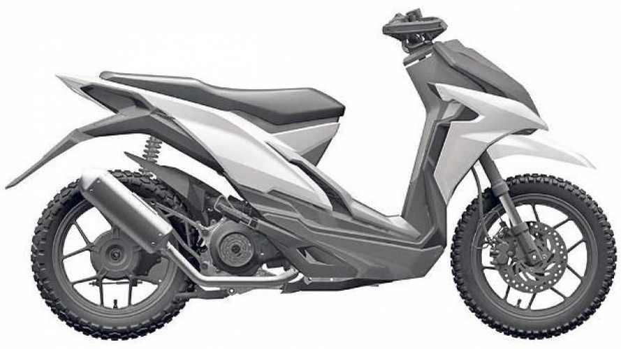 "Honda presenterà un ""adventure scooter""?"