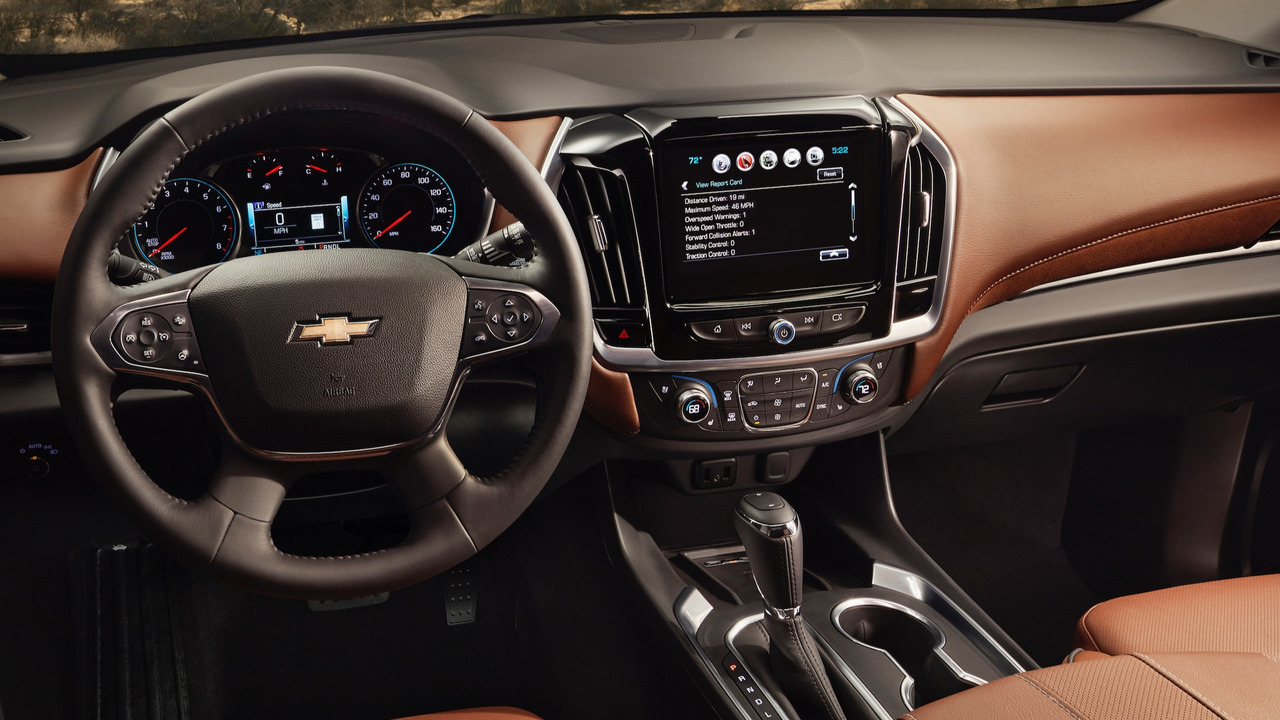 Most Expensive 2018 Chevrolet Traverse Costs 56 070