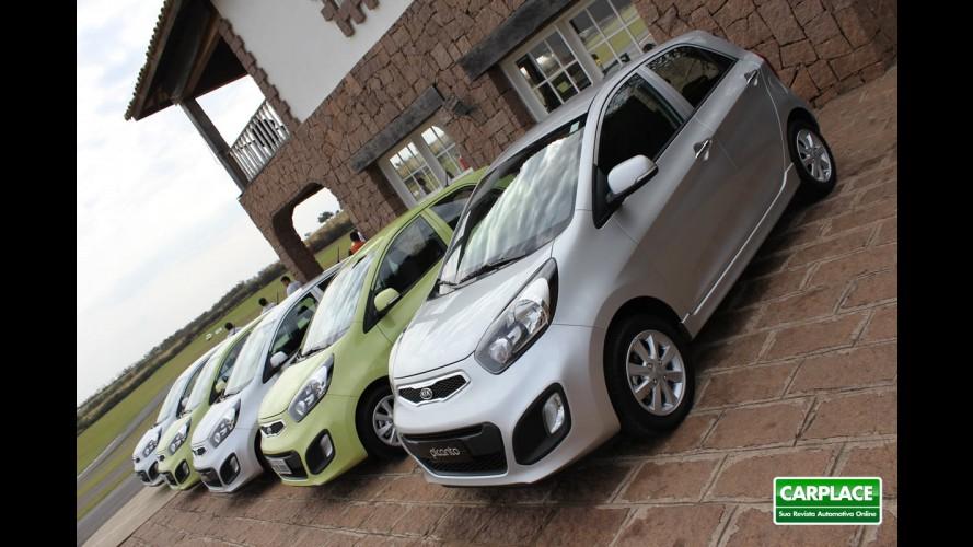 Kia reajusta valores por conta do aumento de IPI - Veja tabela de preços de todos os carros