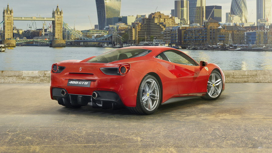 Ferrari, Aston Martin fail to meet EU CO2 mandates, face fines
