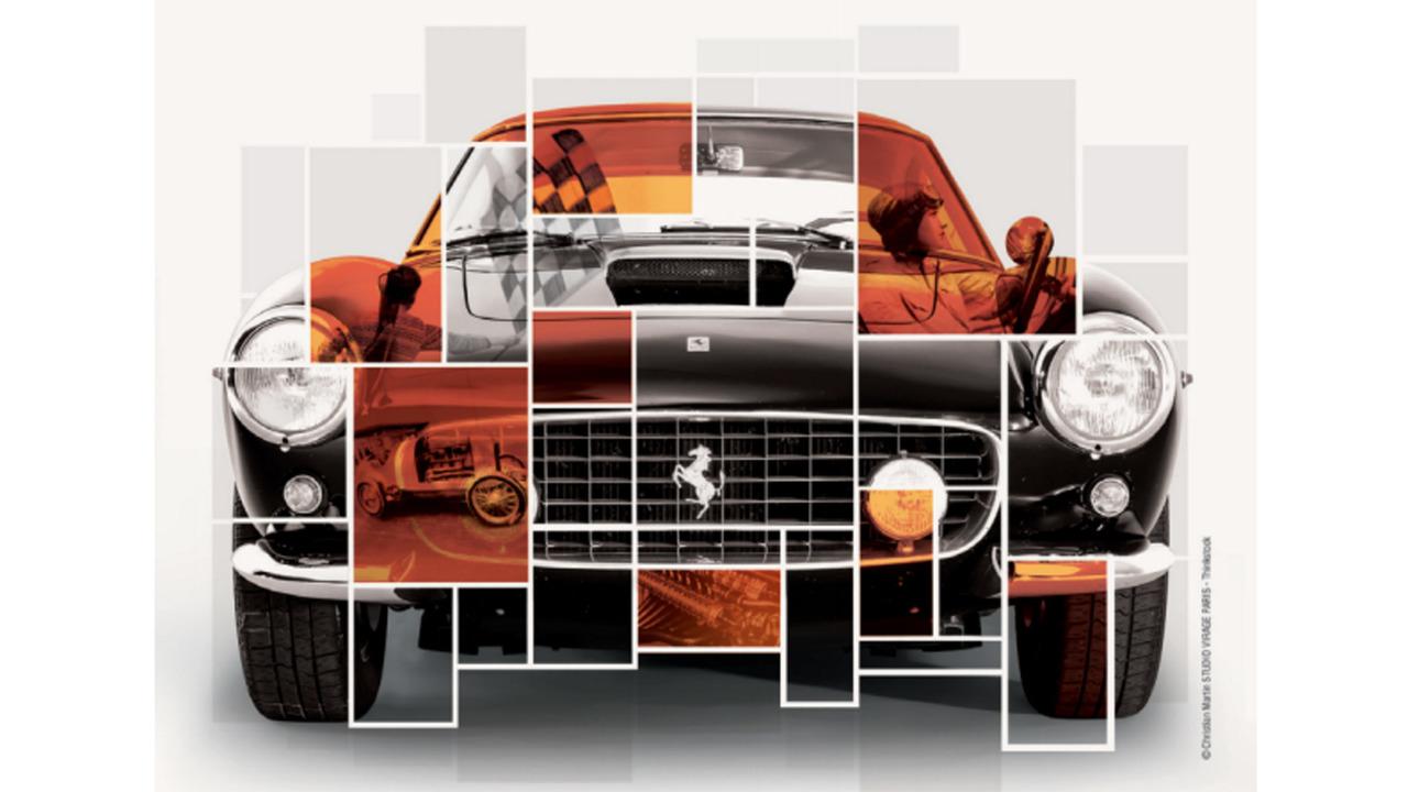 Affiche Rétromobile 2017
