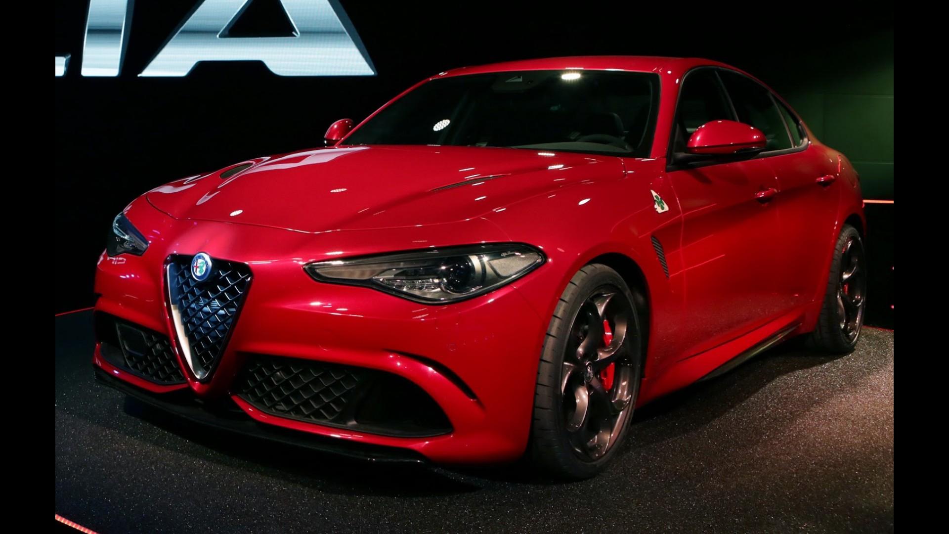Alfa Romeo Giulia E Revelado Com Motor 3 0 V6 De 510 Cv By Ferrari