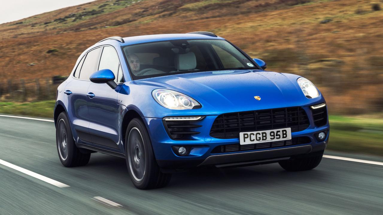 Coreia vendas BMW, Porsche e Nissan