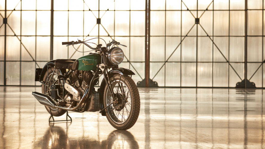 Royal Enfield KX