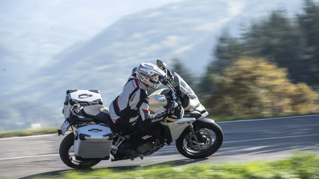 Ducati Multistrada 1260 Enduro, il test