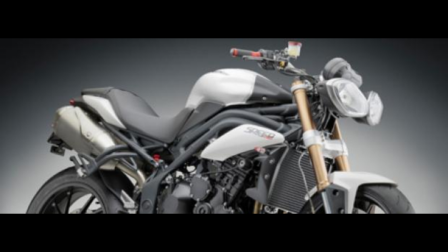 Rizoma per Triumph Speed Triple