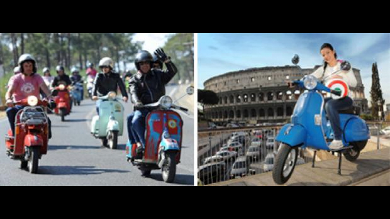 Vespa World Days 2011: tutti in Norvegia