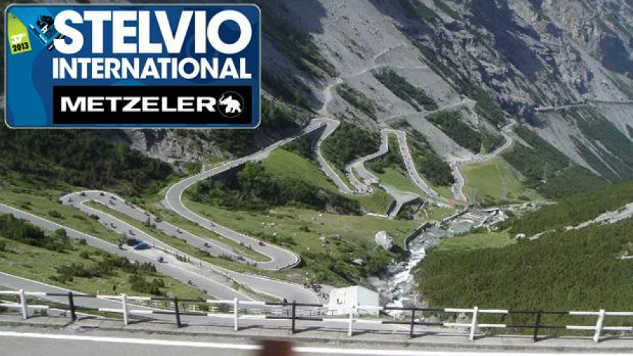 37° Stelvio International Metzeler 2013