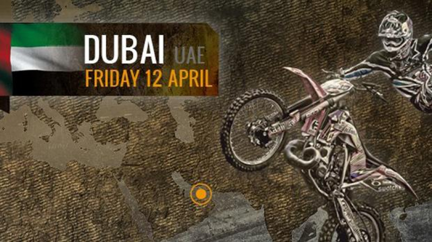 Red Bull X-Fighters World Tour 2013: prossima tappa, Dubai!