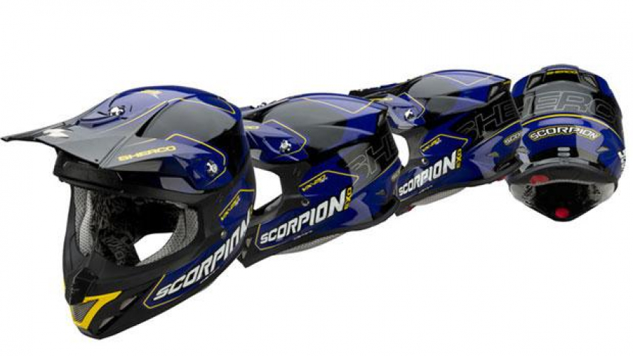Scorpion Exo VX-20 Air Sherco 2014