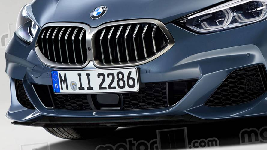 BMW Série 1 2019 - Projeção