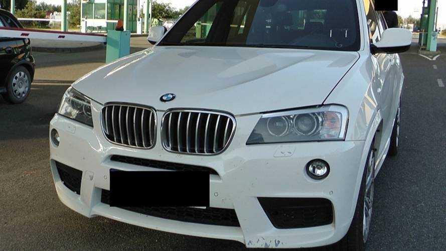Németországban körözött BMW bukott le Csongrádban