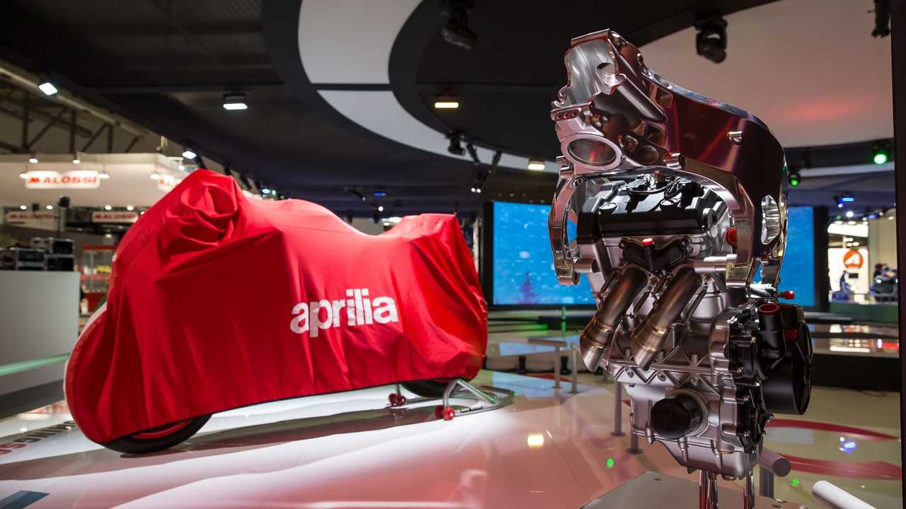 Aprilia RS660 Concept