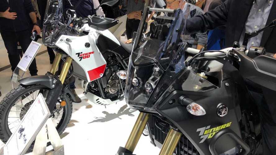 Salão de Milão: Yamaha enfim mostra a nova Ténéré 700 de produção
